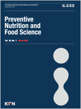 Preventive Nutrition and Food Science